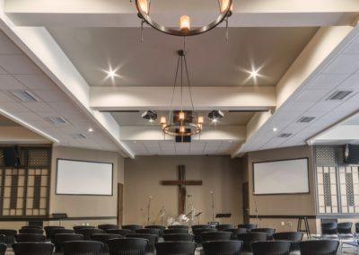 First Baptist Church Chapel